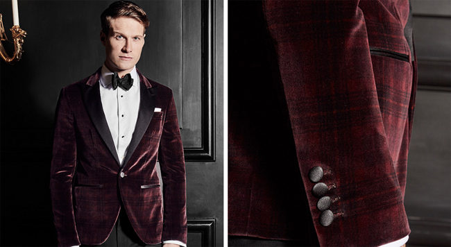 BAFTA 'Five Golden Years' Collection by Hackett London