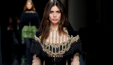 Balmain Fall-Winter 2016/2017 Womenswear collection