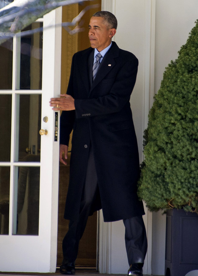 Barack Obama is the winner in Most Stylish Men January 2016 - Category Politics