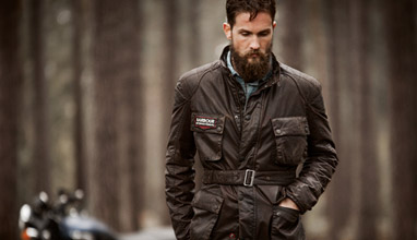 The Barbour jacket