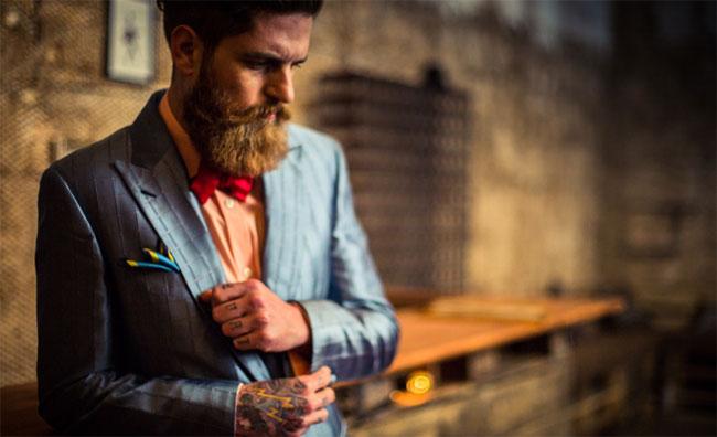 Andy Barnham - London Lifestyle and Menswear photographer