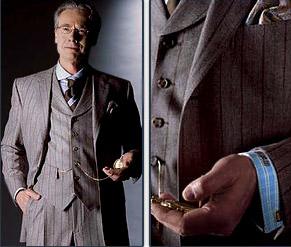 Bespoke men's suits by Bavender Custom Clothiers