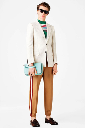 Bally Spring-Summer 2017 men's fashion collection
