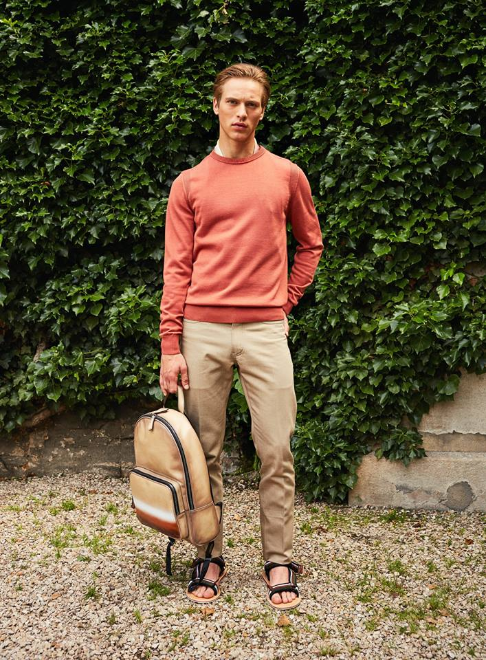 Menswear for Spring-Summer 2017 by Berluti