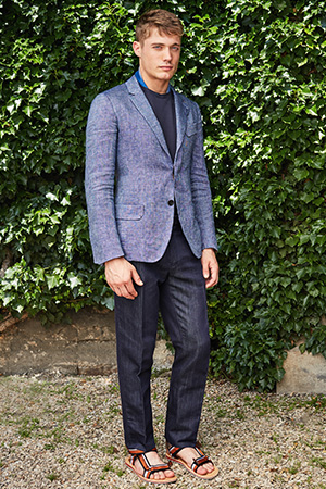 Berluti Spring/Summer 2017 collection - an easy wearing collection