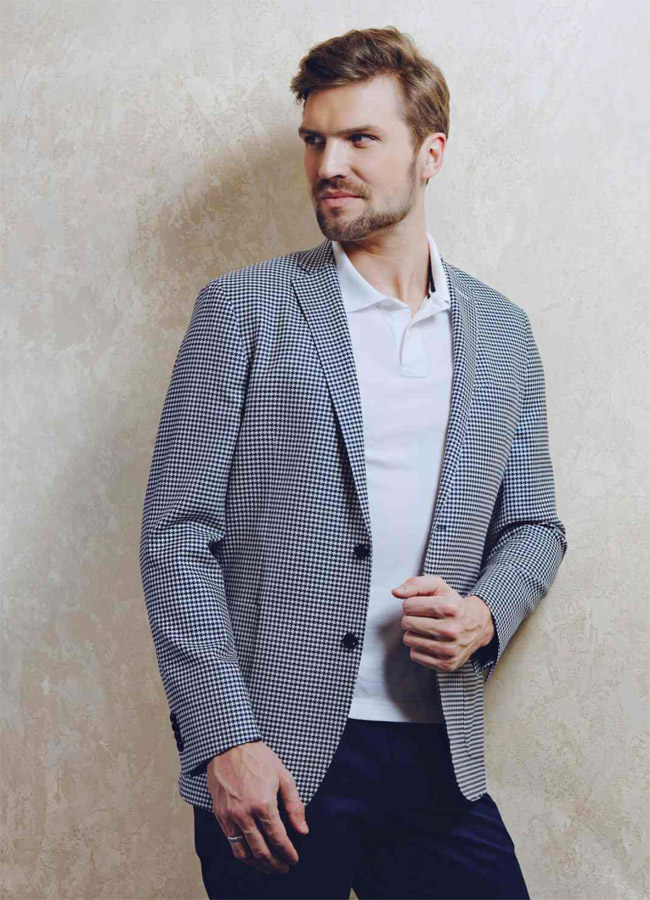 Made-to-measure menswear from Czech Republic by Bernhardt Fashion