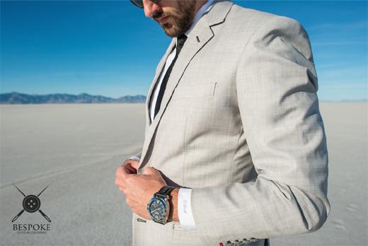 Bespoke Custom Clothing from Salt Lake City