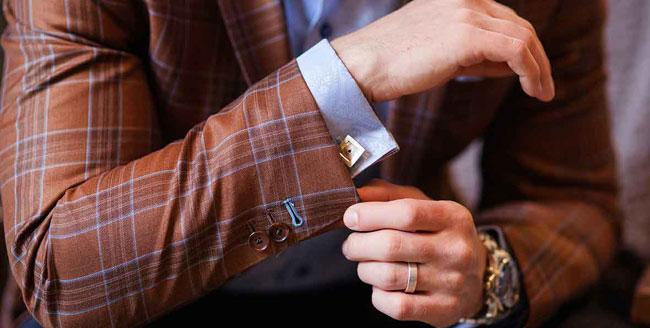 Men's custom clothing by Bespoke Edge