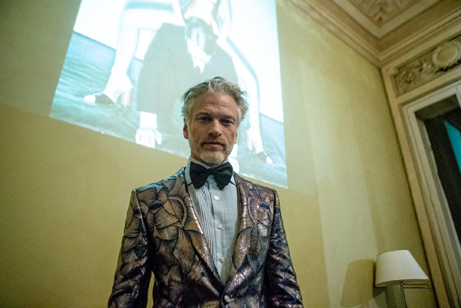 Billionaire Couture Spring/Summer 2017 collection - the mystic Italian suits