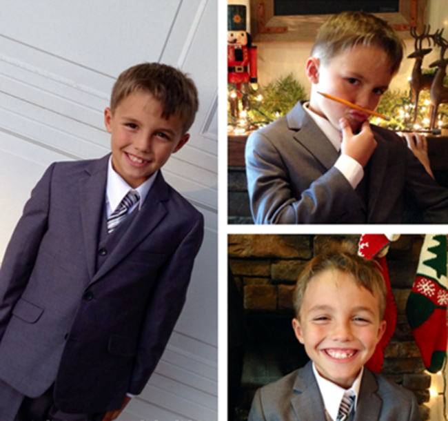 Black N Bianco - quality boys' suits