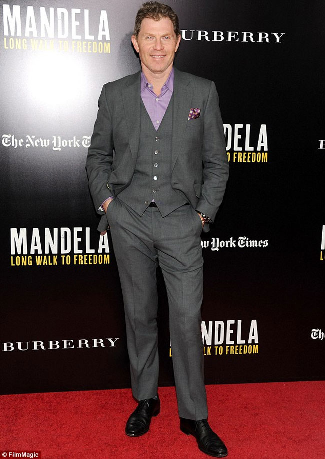 Celebrities' style: Bobby Flay