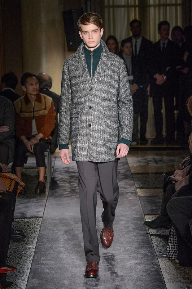 Boglioli Autumn/Winter 2016 - an Italian male elegance