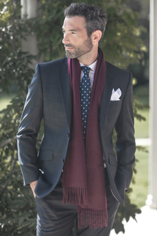 Brent Wilson Fall/Winter 2016 collection - the Australian suit