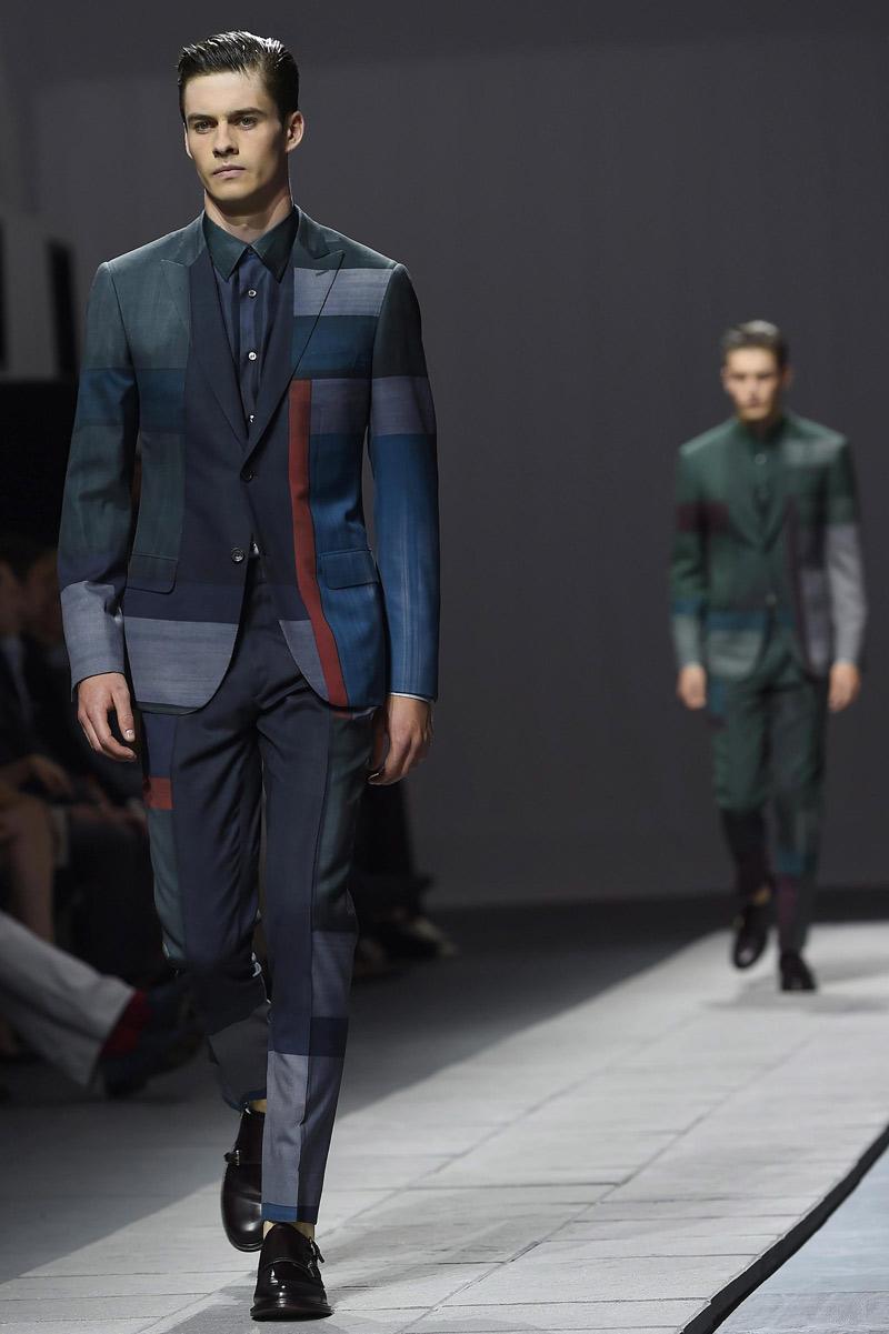 Brioni Says Goodbye Milan Men's Wear Fashion Shows