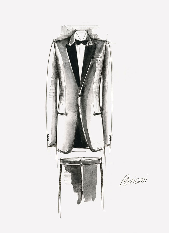 Meet the Brioni's Chief Master Tailor