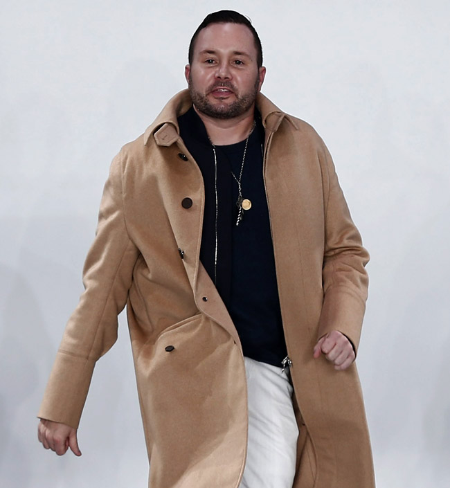 Kim Jones - Louis Vuitton Artistic Director of Men's Ready-to-Wear