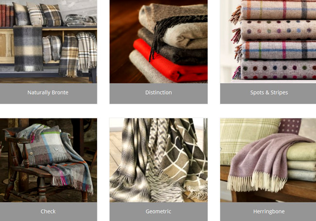 Bronte by Moon - British-crafted luxury fabrics for Apparel and Interiors