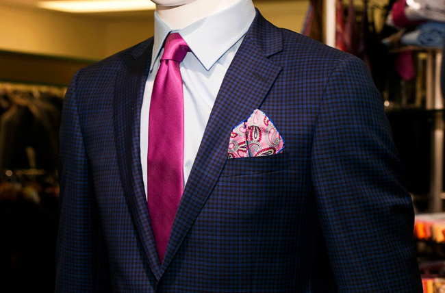 Classic and Contemporary Bespoke and Ready-to-wear men's suits and shirts by Brother's Tailors