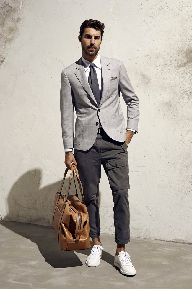 Brunello Cucinelli Spring-Summer 2017 collection