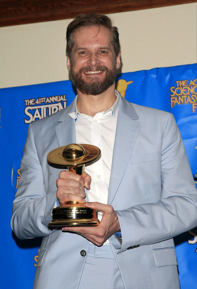 Bryan Fuller is the winner in Most Stylish Men January 2016 - Category Science and Culture