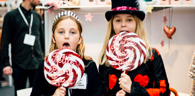 Bubble London - the UK's biggest baby and kids' tradeshow proved that children deserve to wear quality clothes