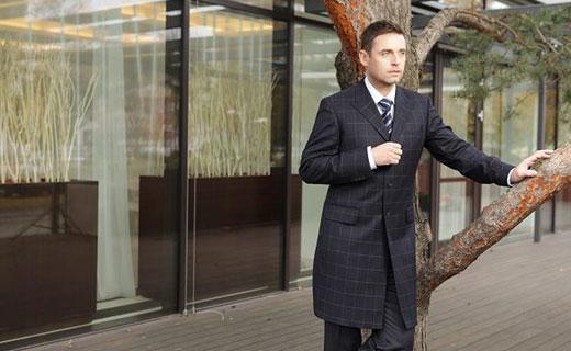 Custom made clothing by Buckingham Tailors UK
