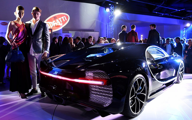 Bugatti presents luxury Lifestyle Collection in Monte Carlo