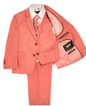 Burlington's suits for boys