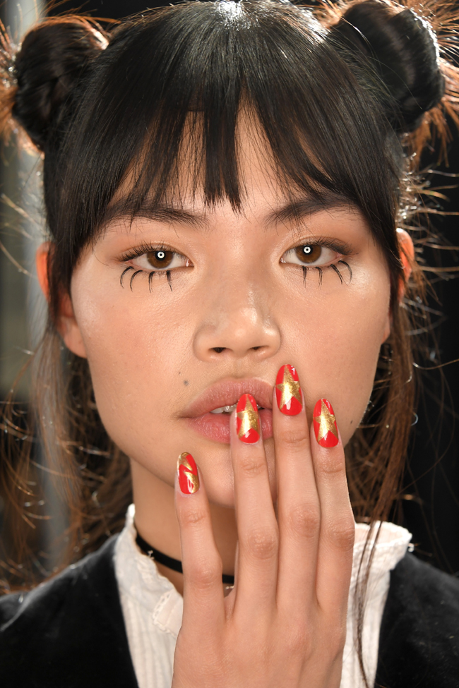 CND for Jeremy Scott Fall/Winter 2017