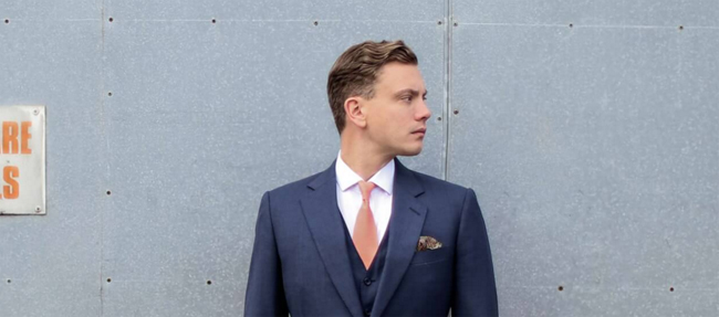 Cad & The Dandy - a passion for all things tailoring