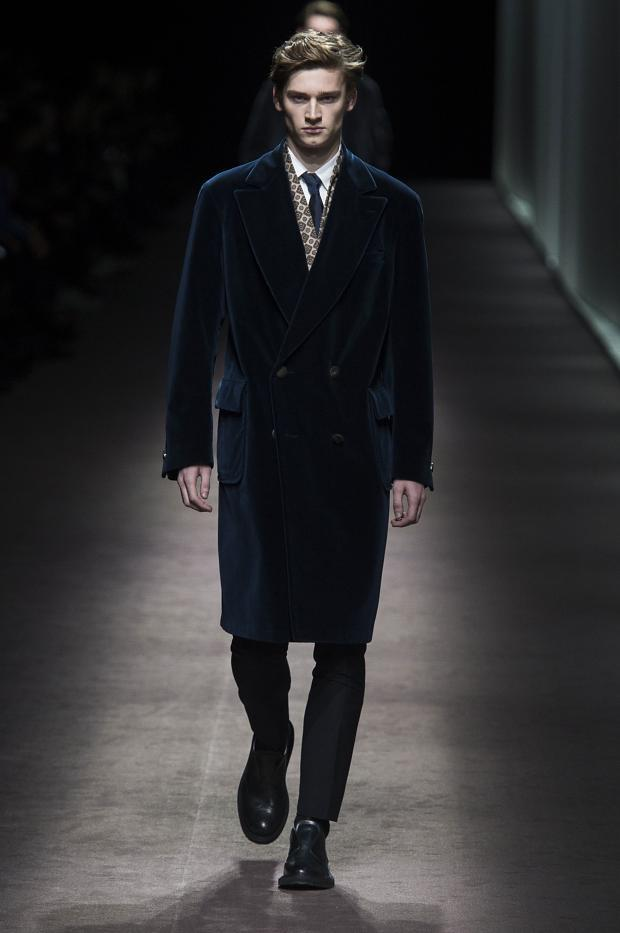 Canali Fall/Winter 2016 collection - a variety of fabrics and colours