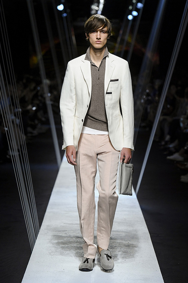 Canali Spring/Summer 2017 collection