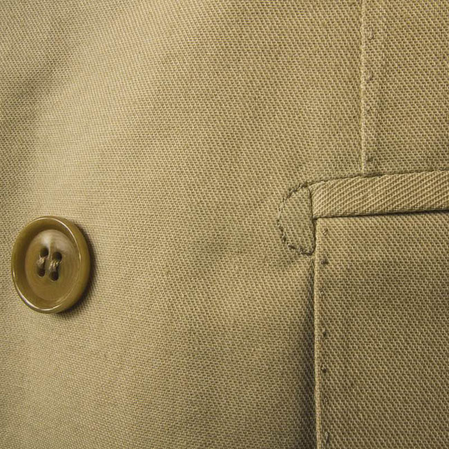 Tailored made suits by SARTORIA F. CARACENI