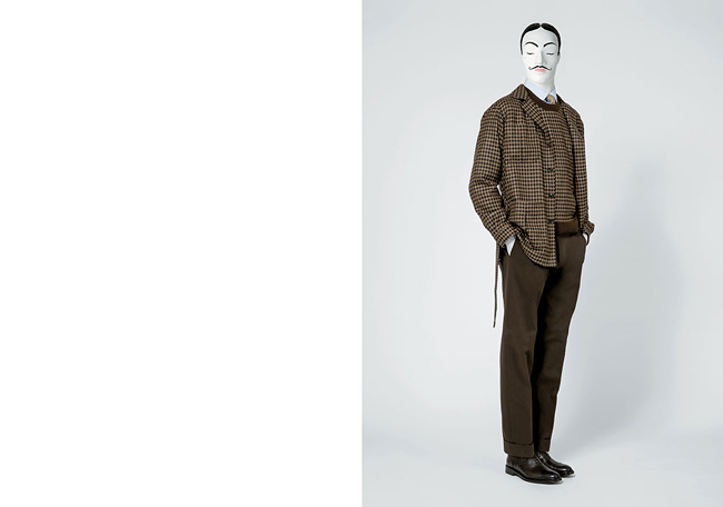 Caruso Fall/Winter 2017-2018 collection