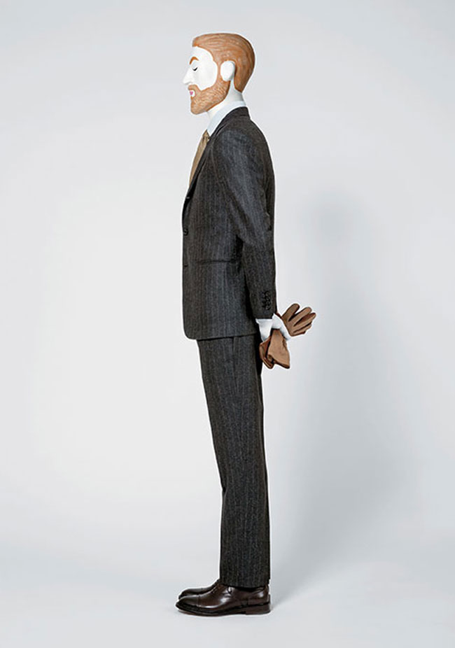 Tailor-made suits by Caruso