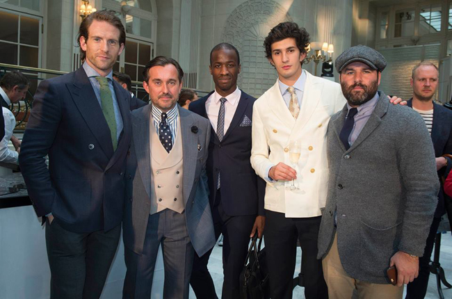 Chester Barrie Spring/Summer 2017 collection