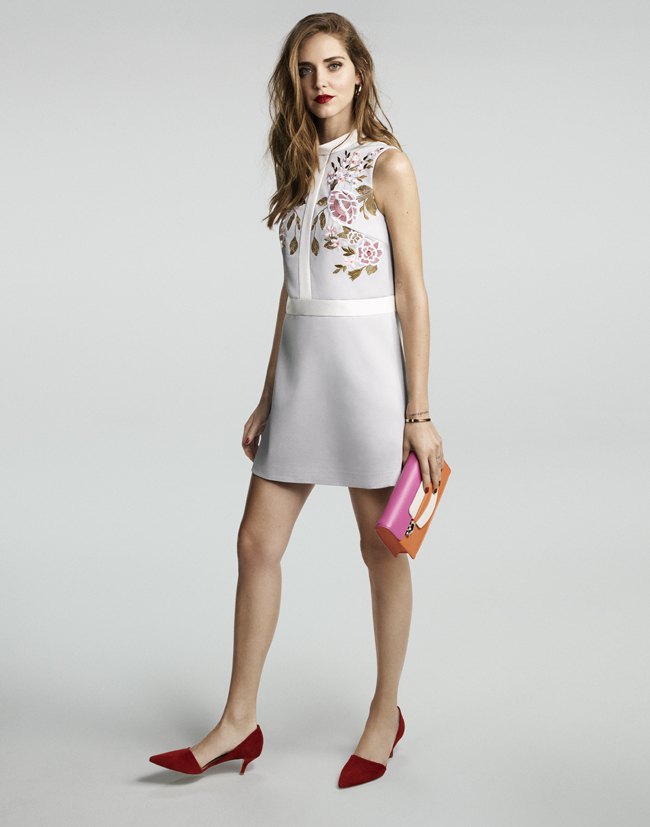 Amazon Fashion Appoints Chiara Ferragni for its European Spring/Summer 2016 Campaign