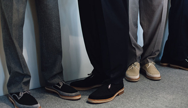 Christian Louboutin at London Collections Men Fall/Winter 2016