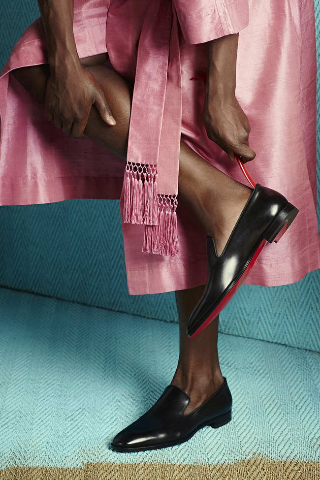 Christian Louboutin Spring/Summer 2016 collection