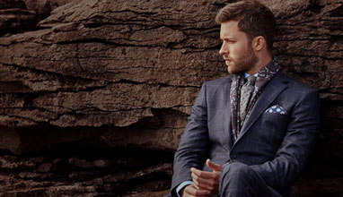 Irish made-to-measure suits by Louis Copeland