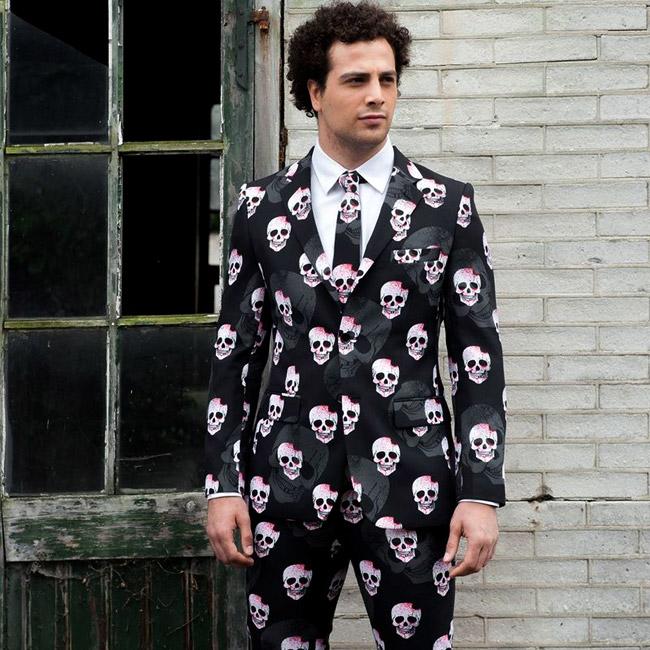 Top 5 Crazy Suits