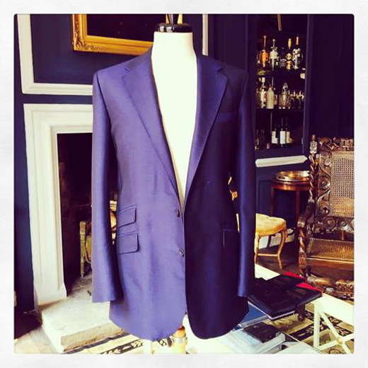 Bespoke suits and shirts in Chester by Crichton Bespoke