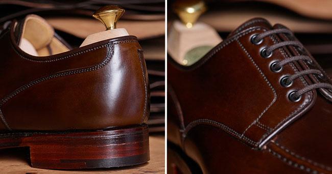 Crockett and Jones - the English footwear