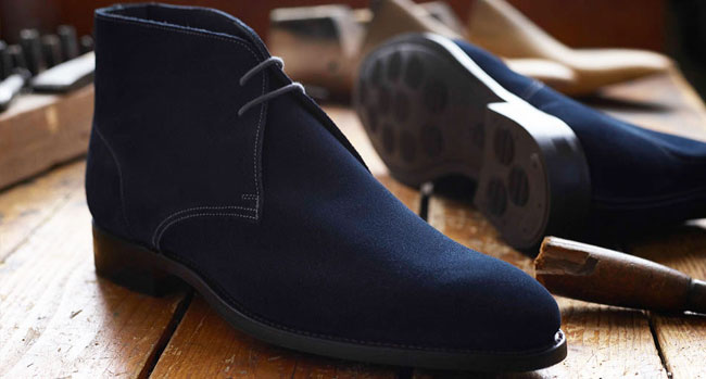 Crockett and Jones - the English footwear