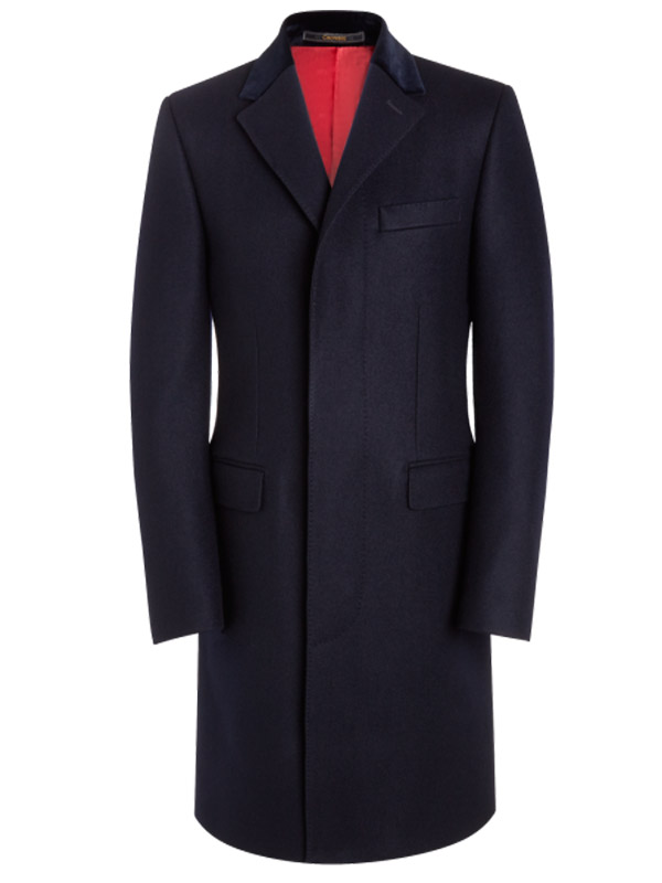 The Crombie coat