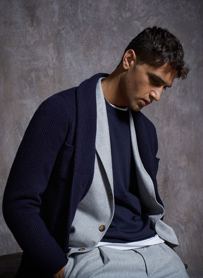 Brunello Cucinelli Autumn/Winter 2016 collection - time as a feeling