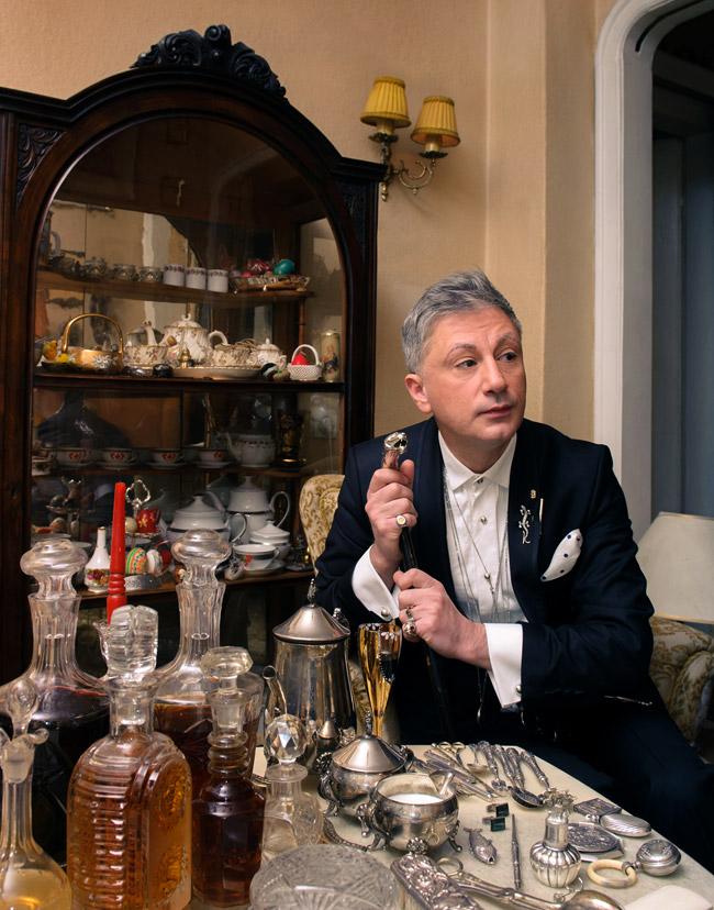 The Gentleman's wardrobe: Cufflinks