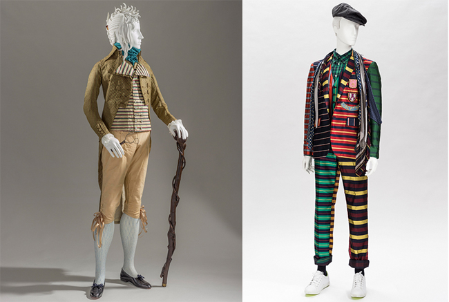 From dandies to modern gentlemen at LACMA in April