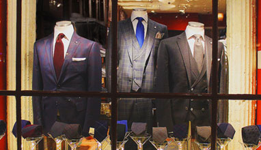 Dash of Old Town - Italian made-to-measure suits