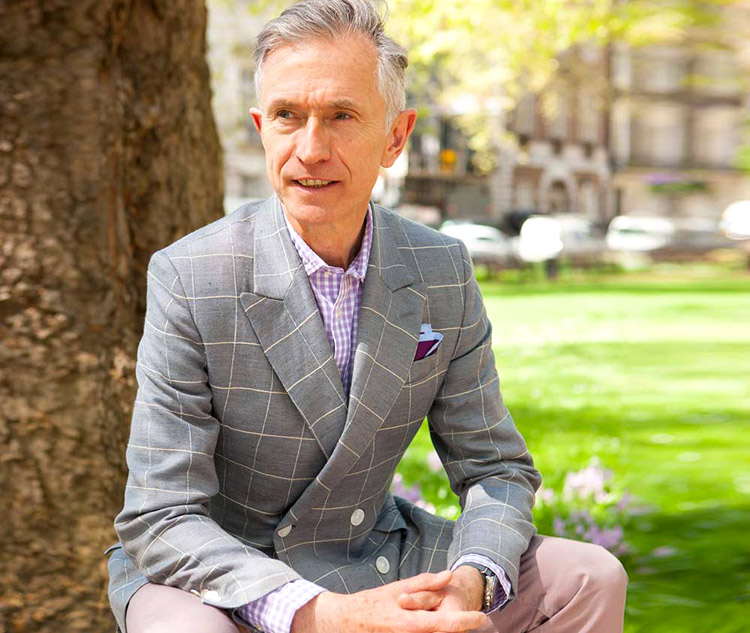 Men's fashion: Dashing Tweeds ready-to-wear collections